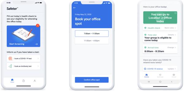 Return to Work App